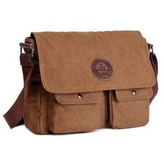 Aliexpress.com : Buy 2 exterior pockets messenger bag men retro style canvas shoulder bag men SQT9035 from Reliable Handbags suppliers on Lovely Mall