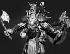 "Check out new work on my @Behance portfolio: ""Dwarf"" http://be.net/gallery/32836943/Dwarf"