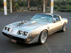 '79 Trans Am 10th Anniversary model