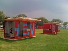 shipping container sheds architecture graffiti - Google Search