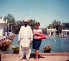 Shalimar Gardens   A popular tourist spot in Lahore, Pakistan.