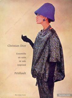 Dior / Yves Saint-Laurent Printemps 1960