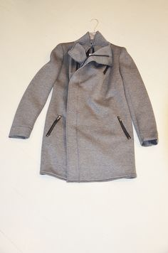 "Cappotto neoprene ""Dixie"""
