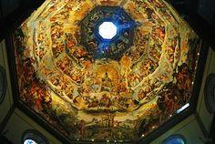 Duomo (inside) - Florence, Italy