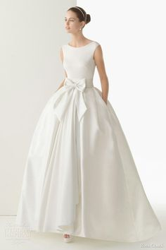CLASSIC! Gown by Rosa Clara´