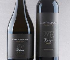 Boas novas da fronteira: Casa Valduga Raízes Cabernet e Sauvignon Blanc #vinho #casavalduga #vinhobrasileiro