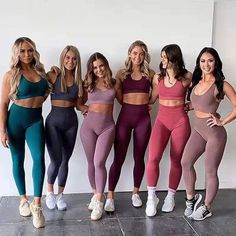 Women Sports Fitness Clothing Casual Sport Wear 2 Piece Workout Set Women Seamless Gym Yoga Wear,Gym Wear, Yoga Wear, Fitness Wear,Women Sports Fitness Clothing Casual Sport Wear 2 Piece Workout Set Women Seamless Gym Yoga WearDesign / Structure / Detailed Picture Product DescriptionDesign: OEM&ODM is workable, can be customized design,logoColor: Can be custo Running Suit, Running Wear, Running Sports, Yoga Outfits, Sport Outfits, Workout Outfits, Cute Gym Outfits, Summer Outfits, Yoga Wear