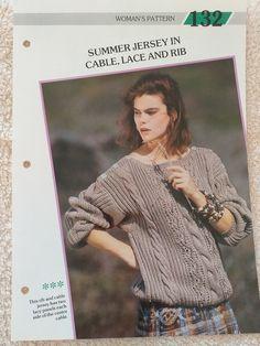 Creative Knitting, Lace, Summer, Pattern, Women, Summer Time, Patterns, Racing, Model