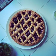 How to Make Crostata (The Wednesday Chef)
