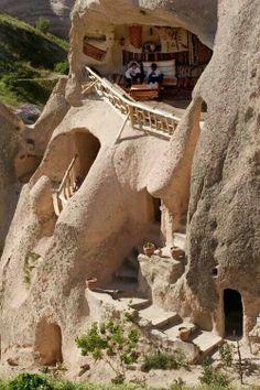 Ruins of Capadoccia