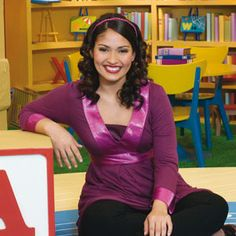 PBS KIDS' Miss Rosa will be in AZ on 4/26-27! Get the chance to meet her!