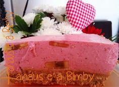 Xanaus e a Bimby: Tarte de Morango e Banana na Bimby