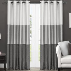 Exclusive Home Light Filtering Curtain Panel - allmodern.com