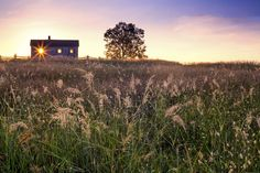 """""""Henry Hill Manassas Battlefield"""" (Prince William County) by Buddy Secor, featured in the Richmond Times-Dispatch on September 20, 2016. FUN FACT: This is a 2016 Virginia Vistas Photo Contest Honorable Mention winner in our Farms & Open Space Category. ENJOY!! #VirginiaVistas"""