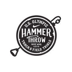 Nike Hammer Throw | Richie Stewart