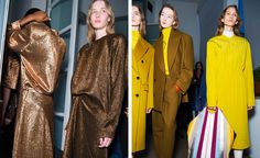 Mood board: Creative director Rodolfo Paglialunga pulled off a smooth palette of impeccably crafted wool felts this season, delivering a collection of monochromatic looks that covered nearly every hour of the day. It was minimal, of course – the house ...