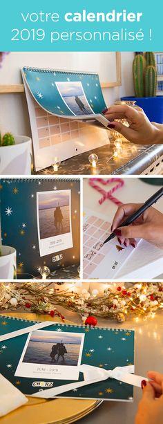 creez votre calendrier 2019 avec vos plus belles photos a deposer directement au pied du
