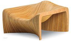 Duna Chair by André Gurgel and Felipe Bezerra for Tissot Móveis