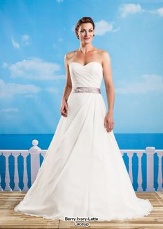 Brautkleid aus der Ladybird Brautmoden Kollektion 2015 :: bridal dress from the 2015 ladybird collection