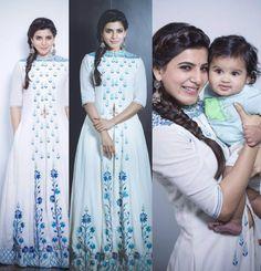Samantha Prabhu in Anita Dongre