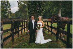 Sarah and Marcus' Hermitage Farm Wedding | Aesthetiica Photography
