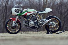 Ducati Cafe Racer Leggero BC by Walt Siegl Motorcycles #caferacer #motorcycles #motos   caferacerpasion.com