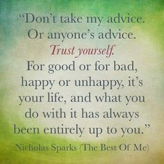 The Best of Me | Nicholas Sparks