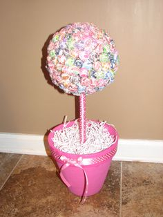 Lollipop tree cute