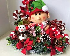 Whimsical Handmade Creations & Vintage by ParadeOfMemories on Etsy Etsy Christmas, Christmas Items, Christmas Wreaths, Etsy Vintage, Unique Gifts, Best Gifts, Etsy Handmade, Handmade Gifts, Business Products
