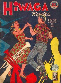 Cover for Hiwaga Komiks (1950 series) #154