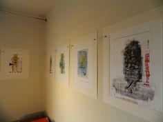 Kunst. Kunstprozesse. Nebenprozesse - Tinulu Gallery Wall, Frame, Home Decor, Patterns, Kunst, Nice Asses, Photo Illustration, Picture Frame, Decoration Home