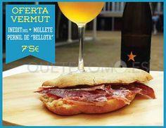 Sesión vermut   Restaurante espacio cultural Café Metropol en Tarragona