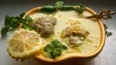 Buniabaje w kuchni: Pulpety w sosie cytrynowym