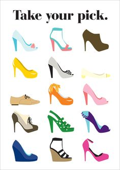 GF Smith Colourplan by Aki Ishikawa, via Behance High Heel Sneakers, Sneaker Heels, High Heels, Shoe Sketches, Fashion Sketches, Beauty Illustration, Graphic Illustration, Nike Fashion, Fashion Shoes