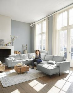 Löwik meubelen - Calira hoekbank