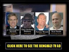 As the Benghazi congressional hearings are set to start, help us keep the heat and make sure the truth is told to the American people once and for all.  Please remember those four Americans who lost their lives, and help us make sure they are not dishonored by the Obama administration. http://us8.campaign-archive2.com/?u=bbf02ce69b92dd5b8b543a078&id=0580f107b2
