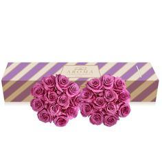 Roses Lavender - EbloomsDirect - Farm Fresh Weddings & Events - Gifts For Love Send Roses, 12 Roses, Bulk Flowers Online, Fifty Flowers, Lavender Roses, Purple Roses, Blue Flowers, Under Your Spell, Rose Centerpieces