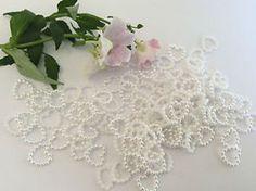 GROS LOT     500    coeurs en perles   Decoration Table Mariage