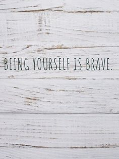 Sometimes it's scary to be yourself and to worry about what others think. But it's brave. When you let go of those worries, you're giving yourself the space to be yourself and to feel free. Email me because I've got some offers. MCWSTRESSMANAGEMENT@GMAIL.COM #forgiveness #selfmotivation #lawofattraction #selflove #loveyourself #productivity #lettinggo #acceptancequotes