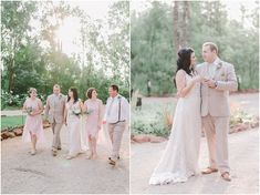 Lariska & Johnathan // Lace on Timber Bridal Party and Couple Moments