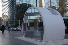 Mise en service de la première station Autolib' à La Défense | Defacto - Quartier d'affaires de la Défense