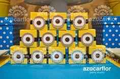 AZUCAR FLOR party studio: Minions, Mi Villano Favorito.