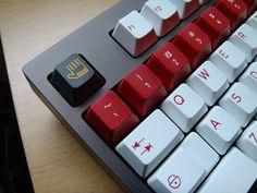 KMAC mechanical keyboard (custom)