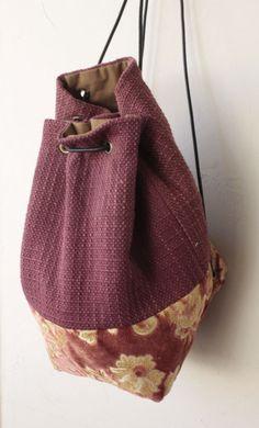 la bourse sac à dos au pull rose | il me ressemble