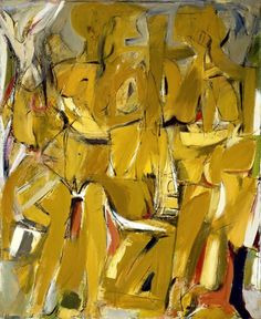 eightofive:  Jack Tworkov: Sirens, 1950-1952.