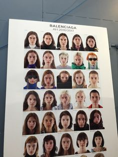 Balenciaga AW16
