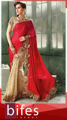 Do not let anyone dull your sparkle... Wear Red when you are in doubt... BIFE's Trends..