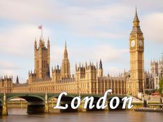 London by Gyula Dio  via slideshare