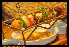 Food: Mixed Grill at The Gustavian Taproom Cebu City