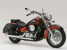 I own One! Honda Shadow 750 Aero (2006) Great on Highway. Mine has a Windshield and a Backrest